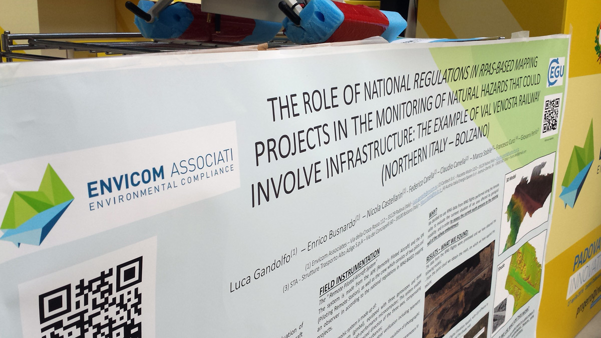 Padova Innovation Day, Poster EGU 2016