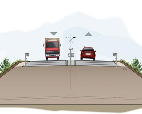 """Dimensionamento e calcolo dell'opera di sostegno in micropali di tipo """"Berlinese"""" necessaria per garantire la stabilità di un corpo stradale"""