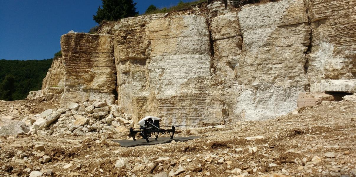 Campolongo sul B. (VI): Analisi di stabilità di un fronte di cava mediante aerofotogrammetria ed elaborazione 3D